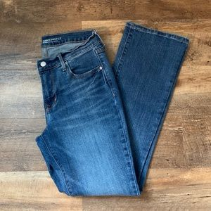 Old Navy Curvy Profile Bootcut Jeans